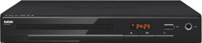 DVD-плеер BBK DVP754HD Black - общий вид