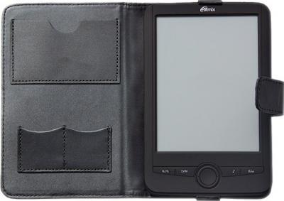 Электронная книга Ritmix RBK-600 (microSD 4Gb) - в чехле