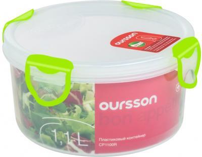 Контейнер Oursson CP1100R/TE - общий вид