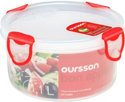 Контейнер Oursson CP1100R/TR - общий вид