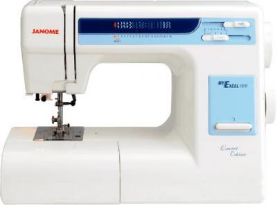 Швейная машина Janome My Excel 18W - общий вид