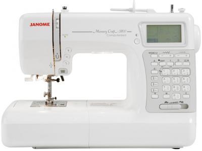 Швейная машина Janome МC5200 - общий вид