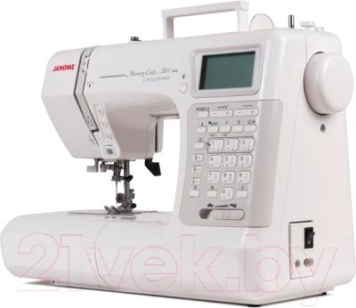 Швейная машина Janome МC5200