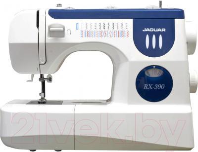 Швейная машина Jaguar RX-390 - общий вид