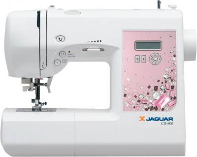 Швейная машина Jaguar CR-800 - общий вид