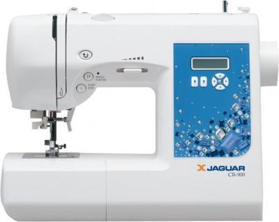 Швейная машина Jaguar CR-900 - общий вид