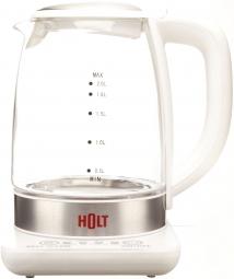 Электрочайник Holt HT-KT-001 (белый) - общий вид