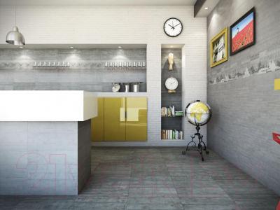 Плитка для стен ванной Rondine Betonage Gris Ret J84400 (600x300)