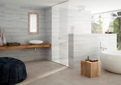 Плитка для пола ванной VitrA Blast White Matt K935890 (450x450)