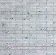 Мозаика Pilch NE 03-04-H Carrara Белый (300x300)