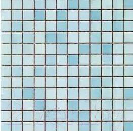 Мозаика керамическая VitrA Colorline Mix 5 Светло-Голубой (300x300, M2.5x2.5)