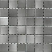 Мозаика керамическая VitrA Colorline Mix 6 Серый (300x300, M5x5) -