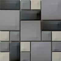 Мозаика керамическая VitrA Day-To-Day Grey Mix Glossy (300x300) -