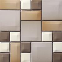 Мозаика керамическая VitrA Day-To-Day Mink Mix Glossy (300x300) -