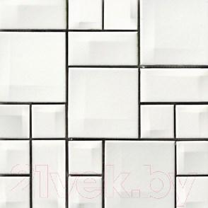 Мозаика VitrA Day-To-Day White Mix Glossy (300x300)