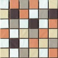Мозаика VitrA Semplice Mix Табачно-Кремовый (300x300, M5x5) -