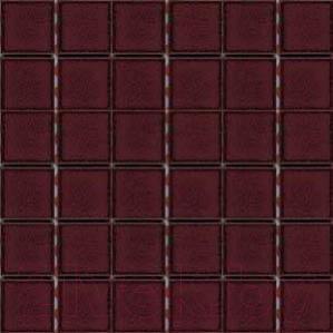 Мозаика керамическая VitrA Металлик Медный (300x300, M5x5)