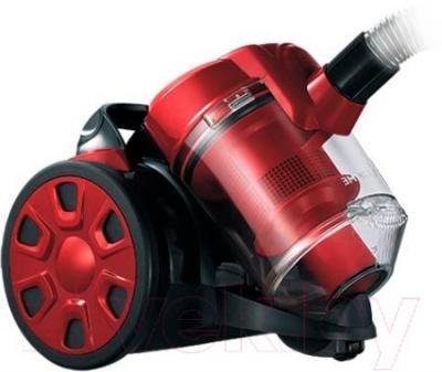 Пылесос Lumme LU-3208 (черно-красный)