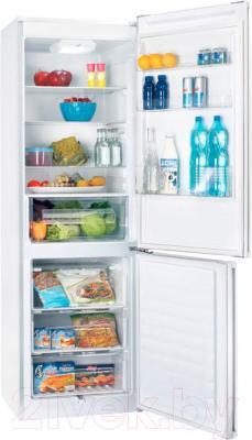 Холодильник с морозильником Candy CKBS 6180 W (34001768)