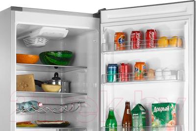 Холодильник с морозильником Candy CKBF 186 VDT (34001815)