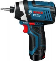 Профессиональный гайковерт Bosch GDR 10.8-LI Professional (0.601.9A6.977) -