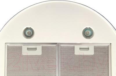 Вытяжка купольная Zorg Technology Viola 750 (60, белый)