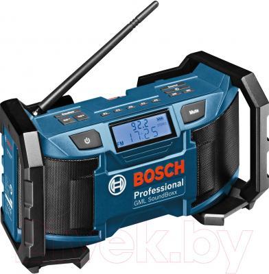 Радиоприемник Bosch GML Sound Boxx (0.601.429.900) - общий вид
