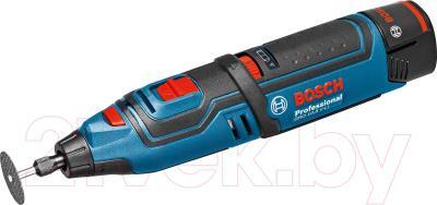 Профессиональный мульти-инструмент Bosch GRO 10.8 V-LI (0.601.9C5.001) - общий вид