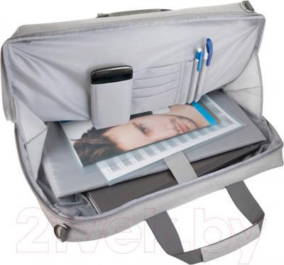Сумка для ноутбука Defender Lago 26094 (серый)