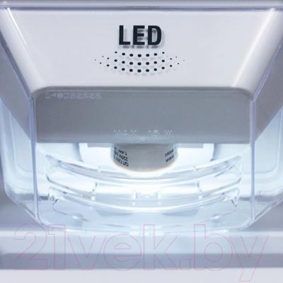 Холодильник с морозильником Hotpoint HF 4200 W - LED-подсветка