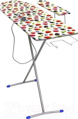 Гладильная доска Ника Лина 4 / ДЛ4 (ягоды)