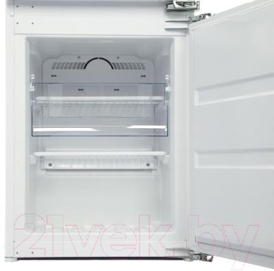Холодильник с морозильником Gorenje NRKI5181CW