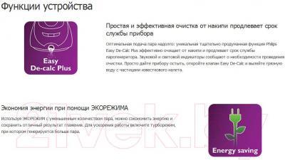Утюг с парогенератором Philips GC9620/20