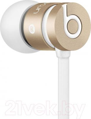 Наушники-гарнитура Beats urBeats In-Ear Headphones / MK9X2ZM/A (золотой)