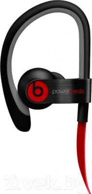 Наушники-гарнитура Beats Powerbeats 2 by Dr.Dre (черный)