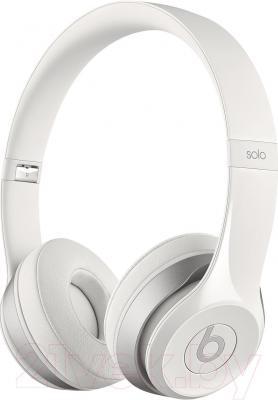 Наушники-гарнитура Beats Solo 2.0 (белый)