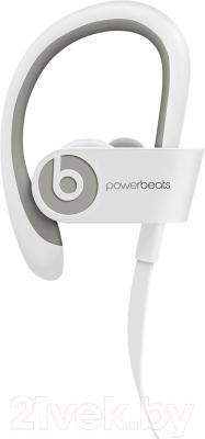 Наушники-гарнитура Beats Powerbeats 2 Wireless / MHBG2ZM/A (белый)