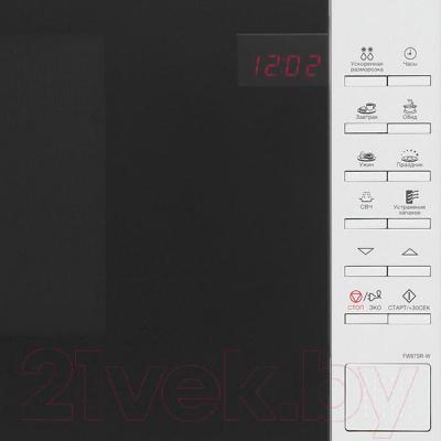 Микроволновая печь Samsung FW87SR-W/BWT - панель управления