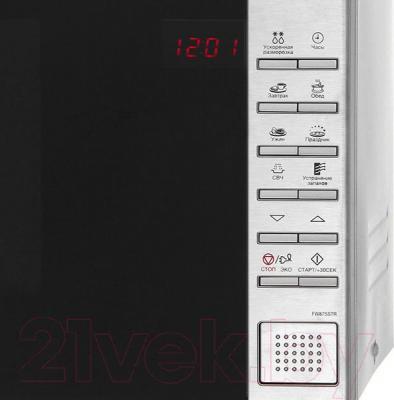 Микроволновая печь Samsung FG87SSTR/BWT - панель управления
