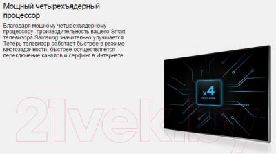 Телевизор Samsung UE55J6300AU