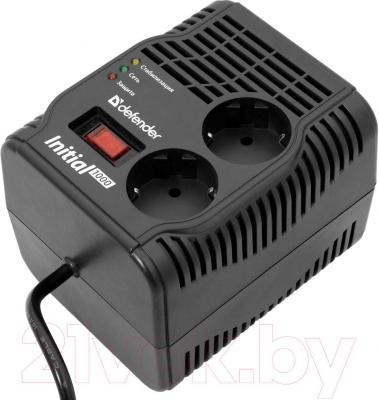 Стабилизатор напряжения Defender AVR Initial 1000 / 99018