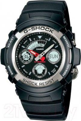 Часы мужские наручные Casio AW-590-1AER