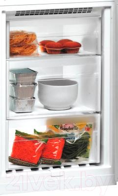 Холодильник с морозильником Whirlpool BSNF 8101 OX