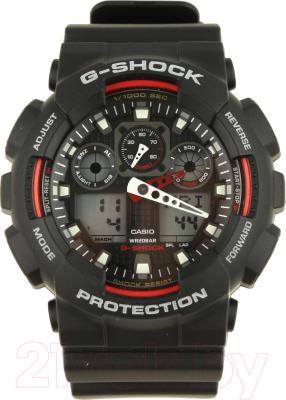 Часы мужские наручные Casio GA-100-1A4ER