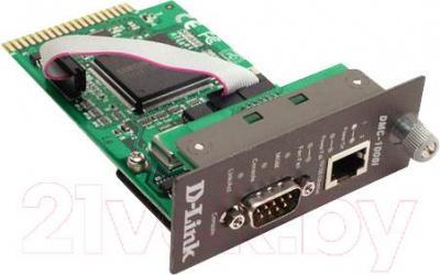 Модуль управления медиаконвертерами D-Link DMC-1002