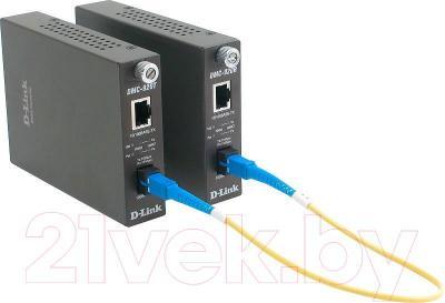 Медиаконвертер D-Link DMC-920R/B7A