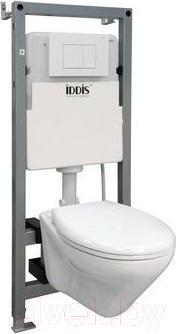 Унитаз с инсталляцией Iddis Neofix NE01PS0i73