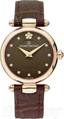 Часы женские наручные Claude Bernard 20501-37R-BRPR2