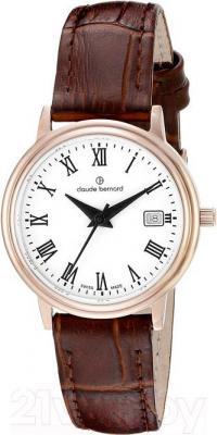Часы женские наручные Claude Bernard 54005-37R-BR