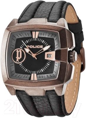 Часы мужские наручные Police PL.13895JSQBR-02